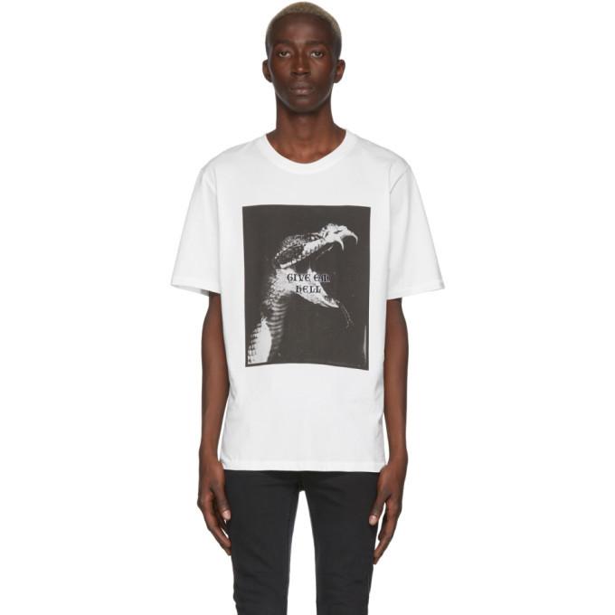 Photo: Stolen Girlfriends Club White Give Em Hell Classic T-Shirt