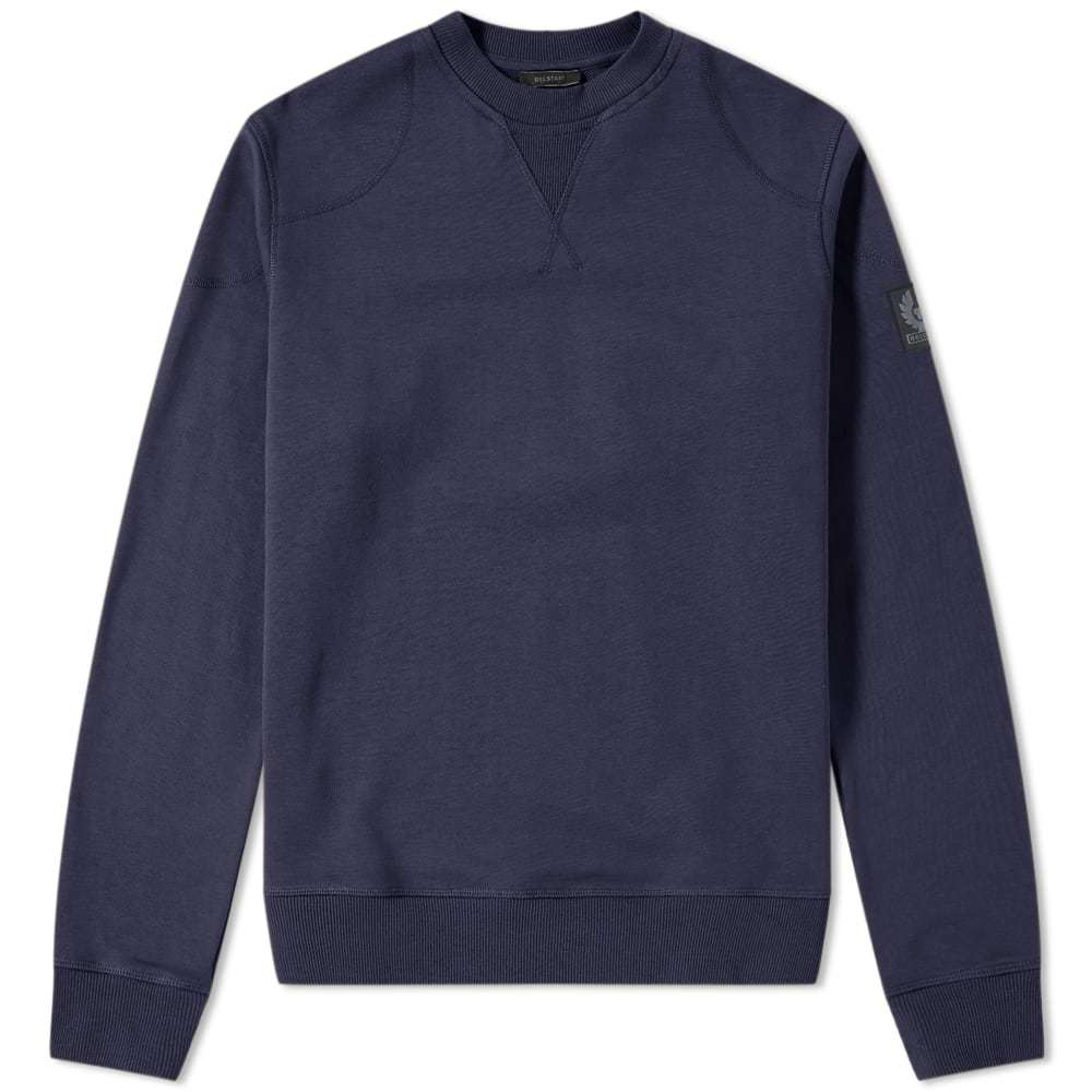 Belstaff Jefferson Crew Sweat Blue