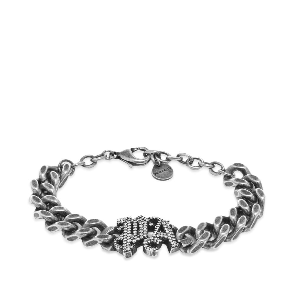 Photo: Palm Angels Shiny Chain Bracelet