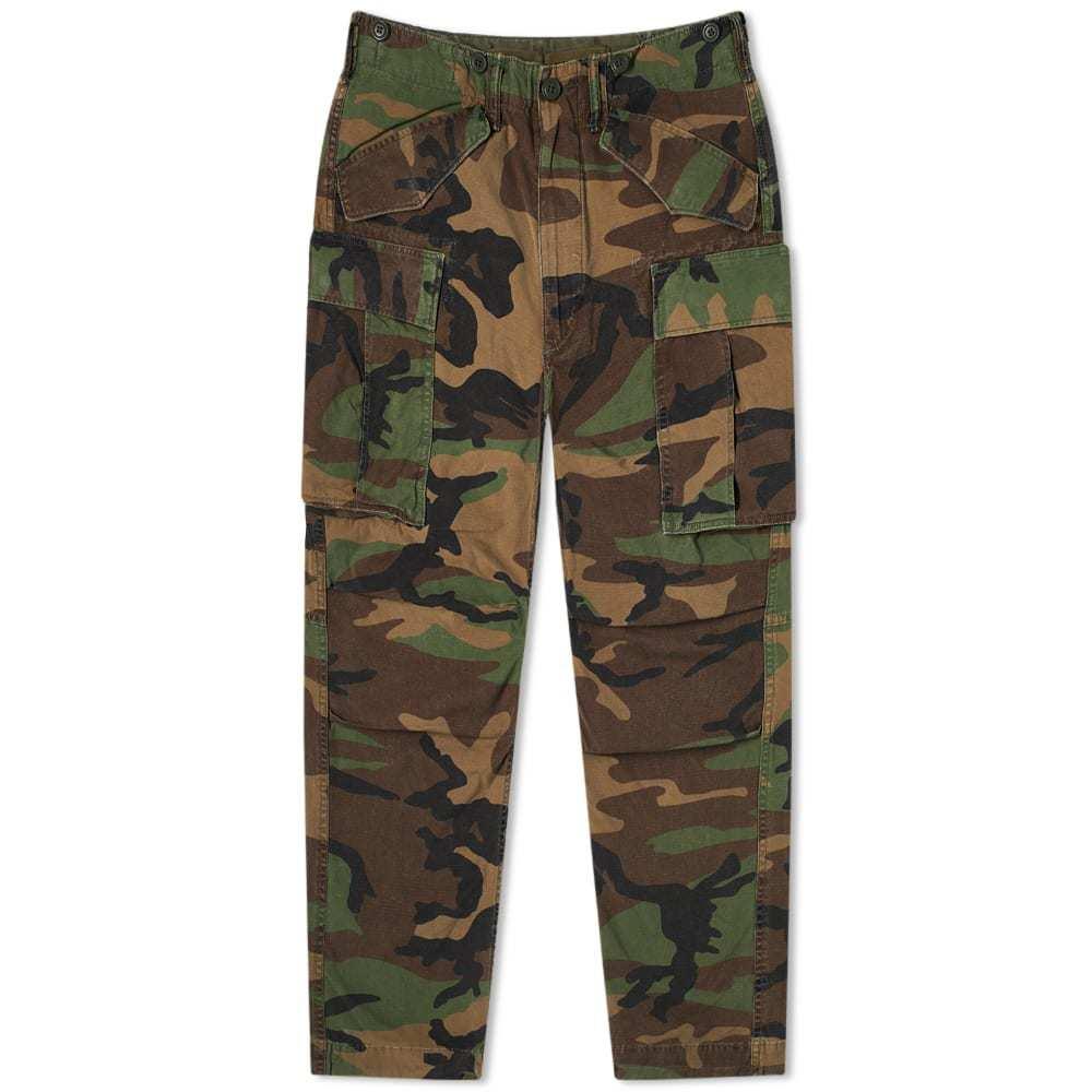 Photo: RRL Regiment Camo Cargo Pant