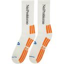 Aries White No Problemo Socks