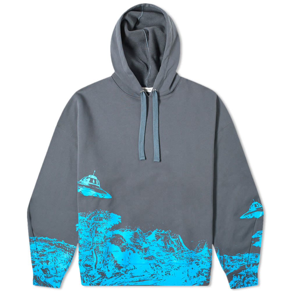 Photo: Valentino x Undercover Time Traveller Hoody