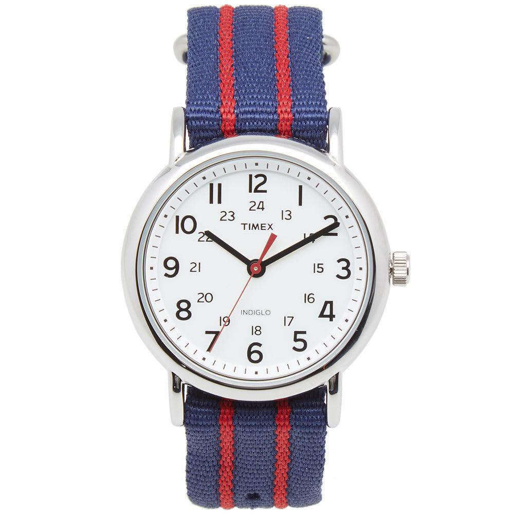 Photo: Timex Weekender Slip Thru Watch