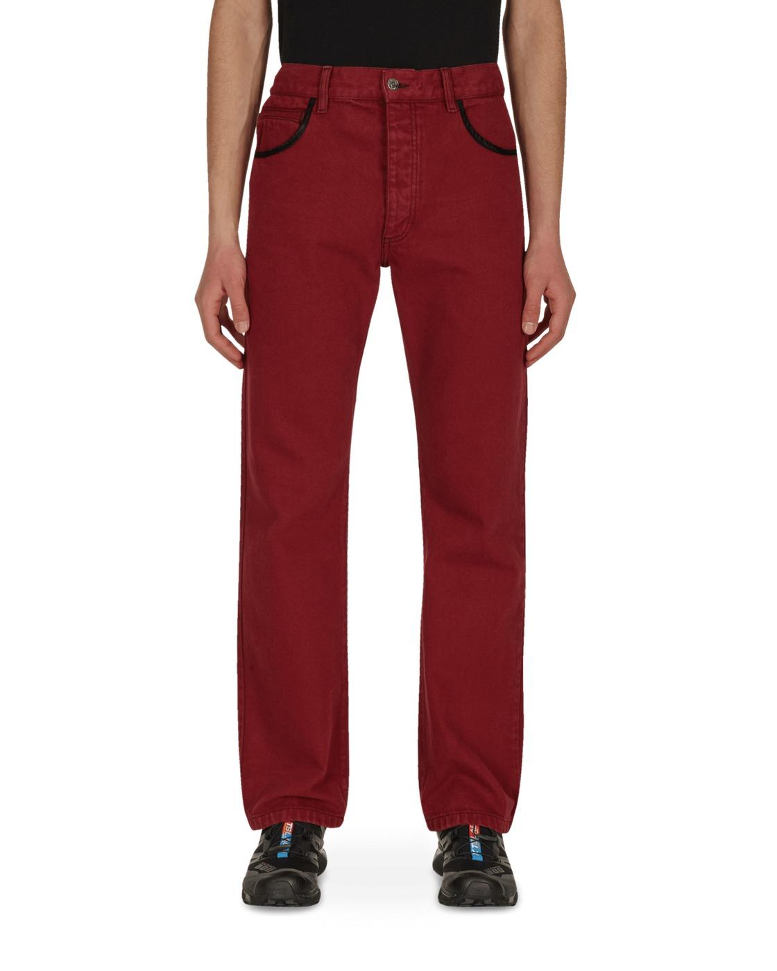 Photo: Phipps Boot Cut Jeans Crimson