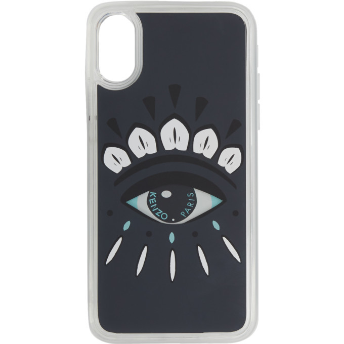Photo: Kenzo Black Shifting Eye iPhone X/XS Case