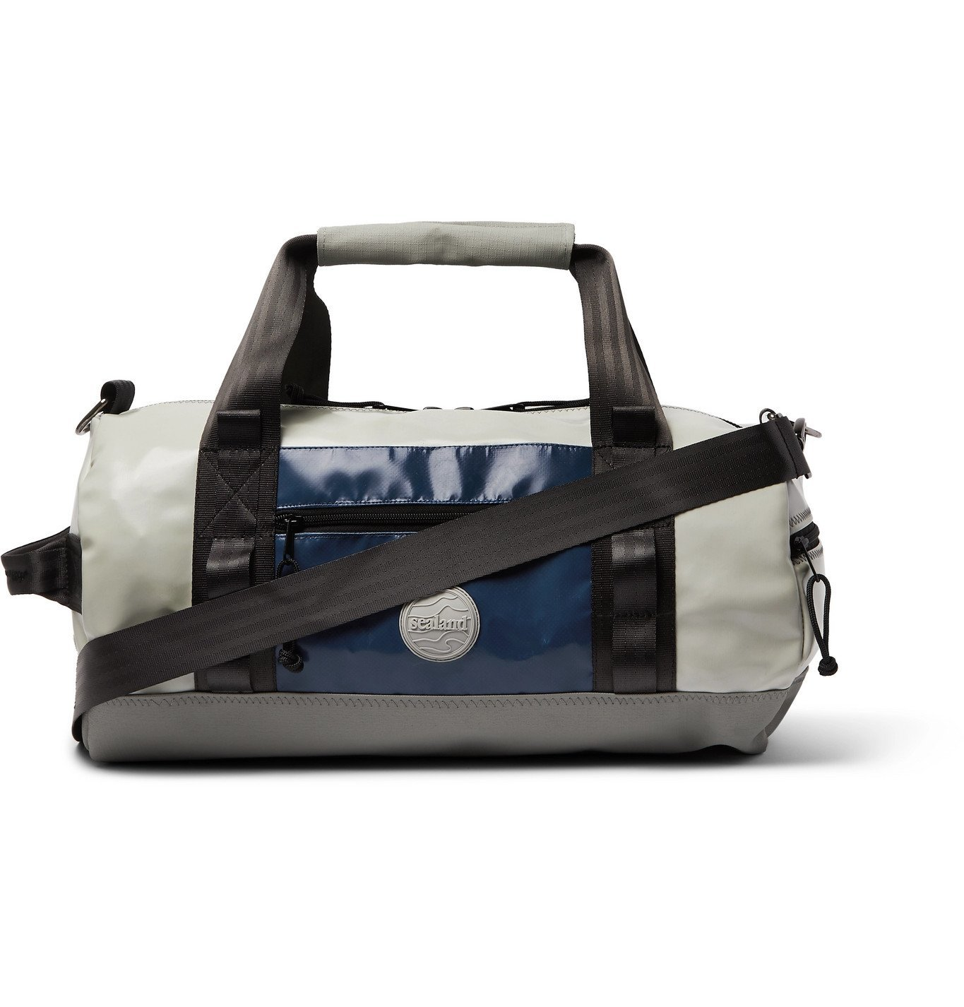 Photo: Sealand Gear - Rubber and Spinnaker Duffle Bag - Gray