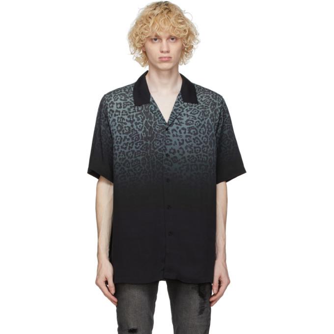 Ksubi Black Dust Short Sleeve Shirt