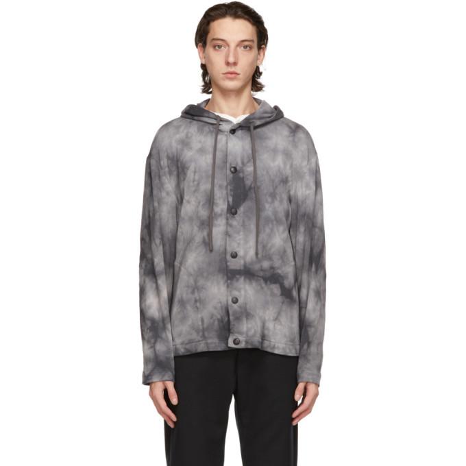 Photo: Barena Grey Caroman Overshirt Jacket