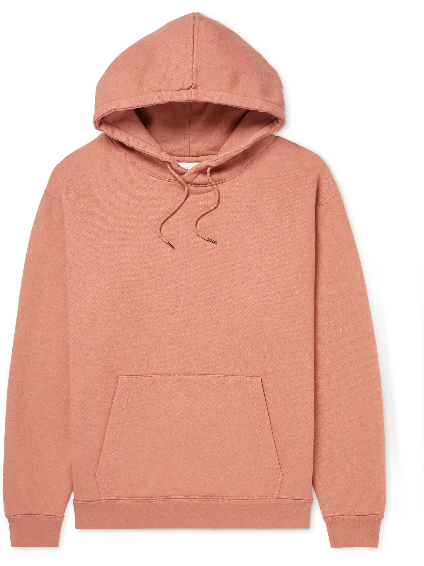 Photo: A Kind Of Guise - Tauguli Printed Organic Cotton-Jersey Hoodie - Pink