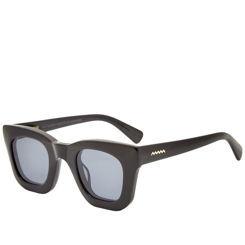 Photo: Brain Dead Elia Sunglasses Black & Black