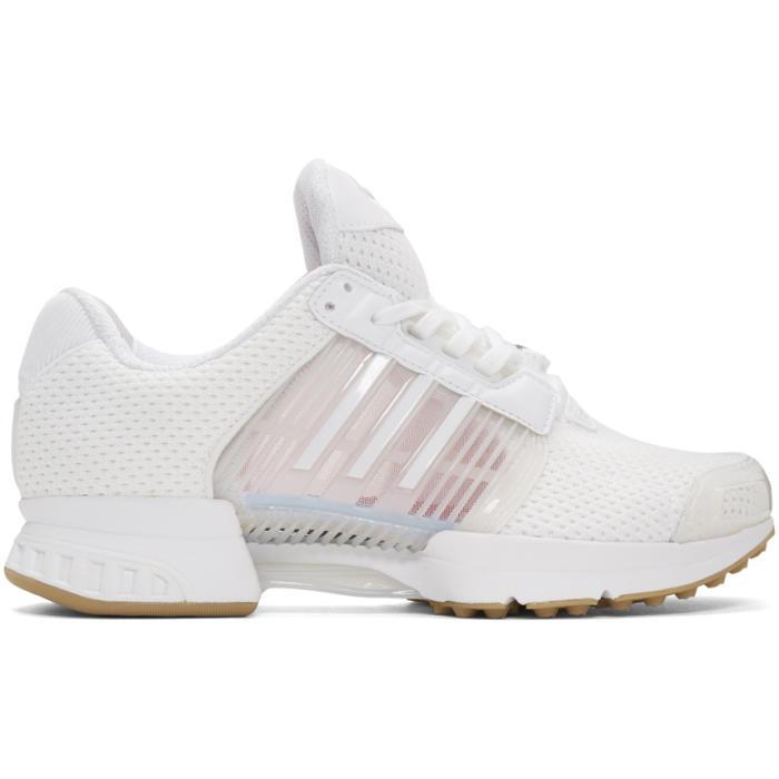 adidas Originals White Clima Cool 1 Sneakers