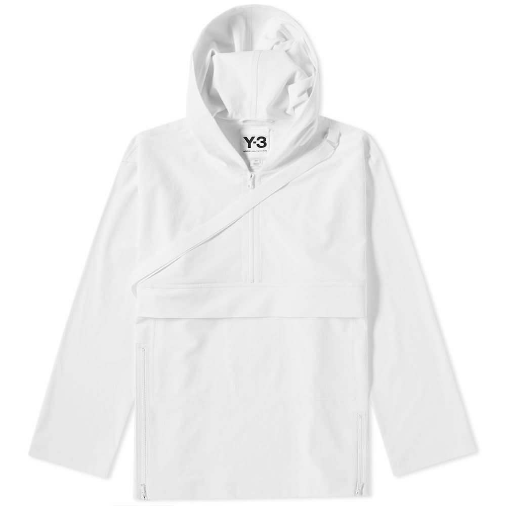 Y-3 Pullover Hooded Track Top