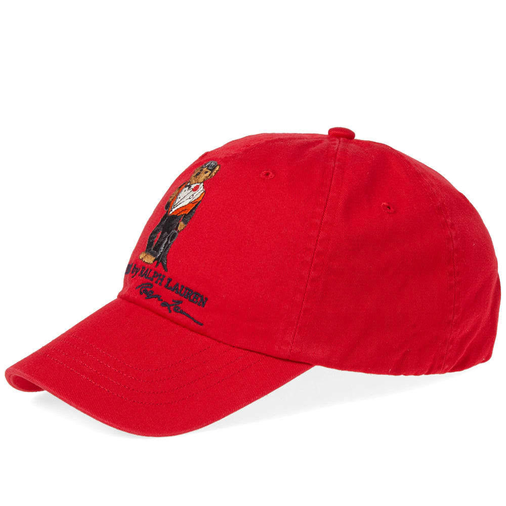 Photo: Polo Ralph Lauren Bear Cap