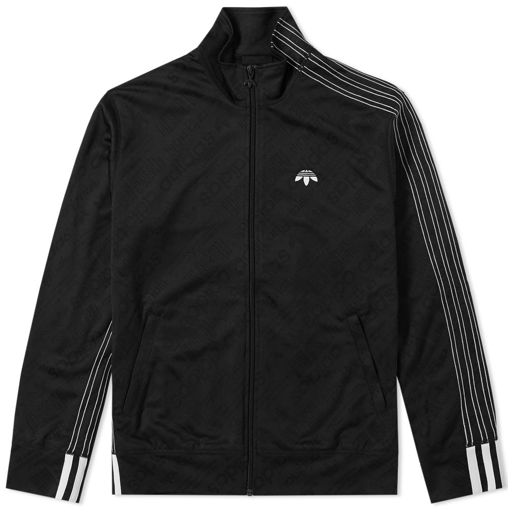 Adidas Originals by Alexander Wang Jacquard Track Top