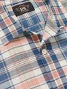 RRL - Wayne Slim-Fit Checked Cotton Shirt - Blue