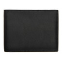 Common Projects Black Standard Bifold Wallet