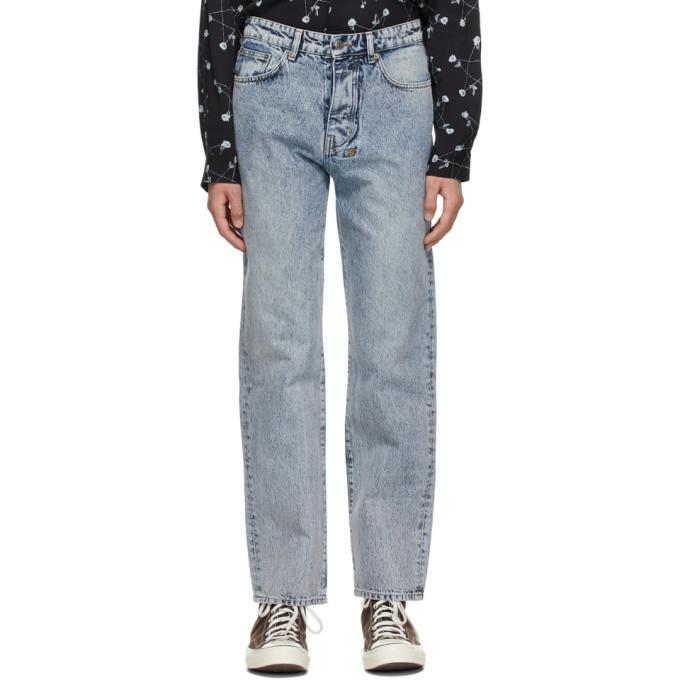 Photo: Ksubi Blue Anti K Jeans