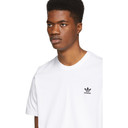 adidas Originals White Essential T-Shirt