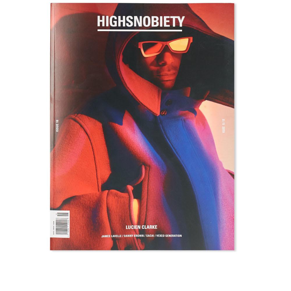 Photo: Highsnobiety Magazine