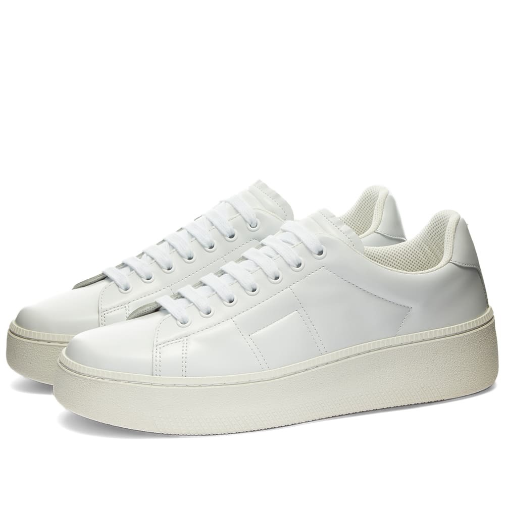Photo: Maison Margiela 22 Game Set Match Leather Sneaker