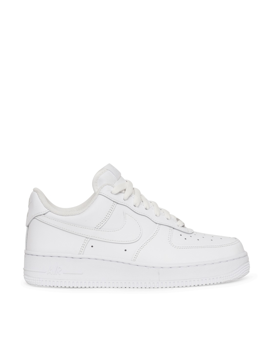 Photo: Nike Air Force 1 '07 Sneakers White/White