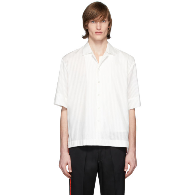 Photo: Ann Demeulemeester Off-White Michelangelo Shirt