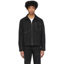 EDEN power corp Black Corp Jacket
