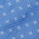 Dunhill - 8cm Mulberry Silk-Jacquard Tie - Blue