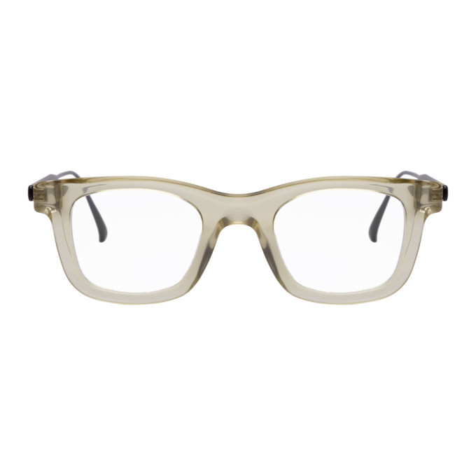 Photo: Thierry Lasry Beige Sketchy 177 Glasses