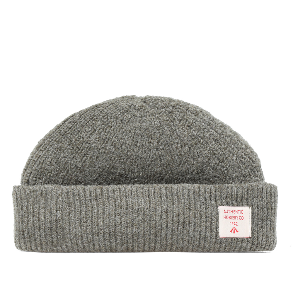 2c1e30da97361 Photo  Nigel Cabourn Beanie Green