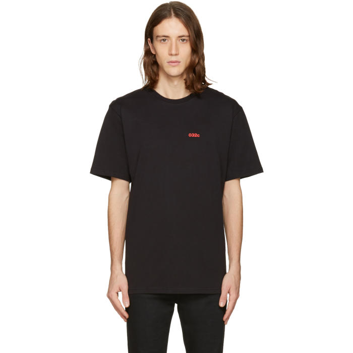 032c Black Pyrate Society T-Shirt