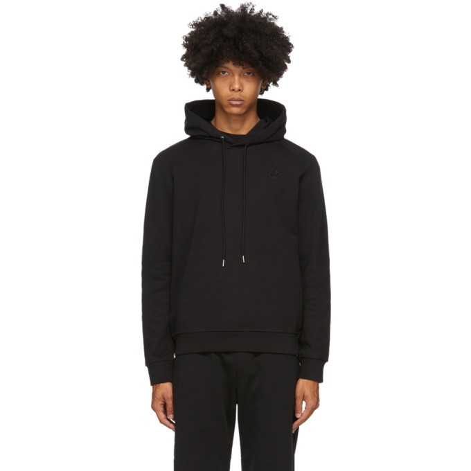 Photo: McQ Alexander McQueen Black Clean Hoodie