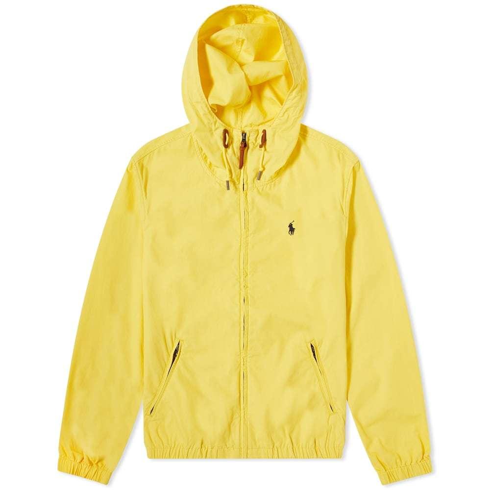 Photo: Polo Ralph Lauren Cotton Hooded Jacket