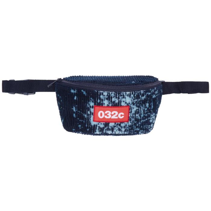 032c Blue Peroxide Hip Bag