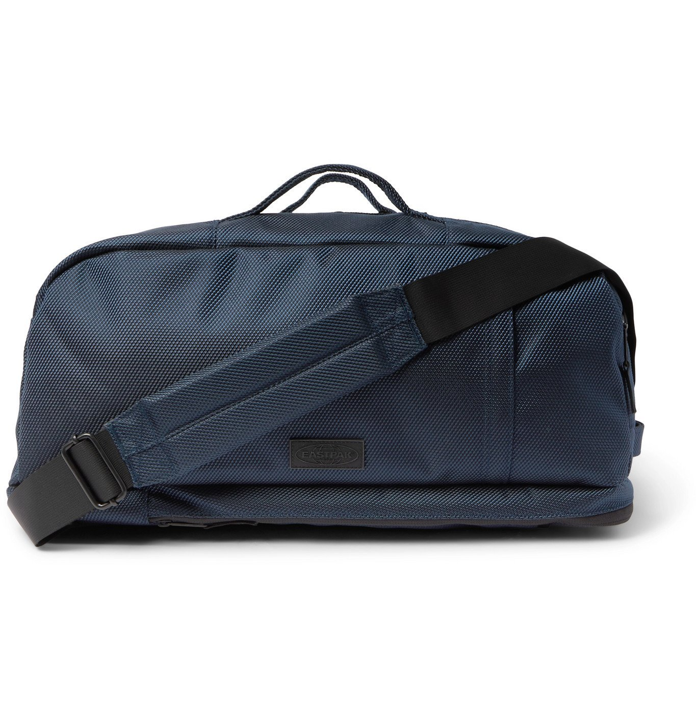 Photo: Eastpak - Stand CNNCT Coated-Canvas Holdall - Blue