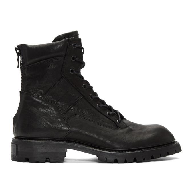 Photo: Julius Black Military Boots