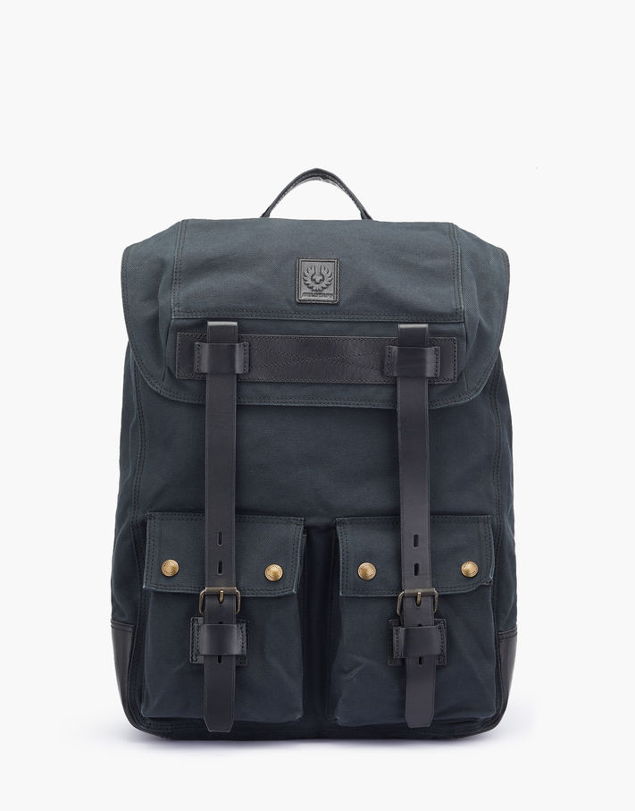 Photo: Belstaff Colonial Backpack Brown