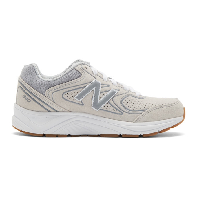 Photo: New Balance Grey 840GY2 Sneakers