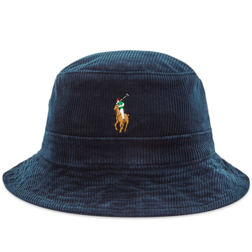 Photo: Polo Ralph Lauren Classic Corduroy Bucket Hat