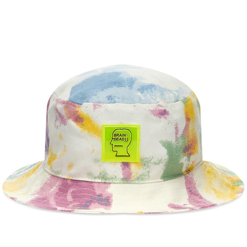 Photo: Brain Dead Dyed Canvas Bucket Hat