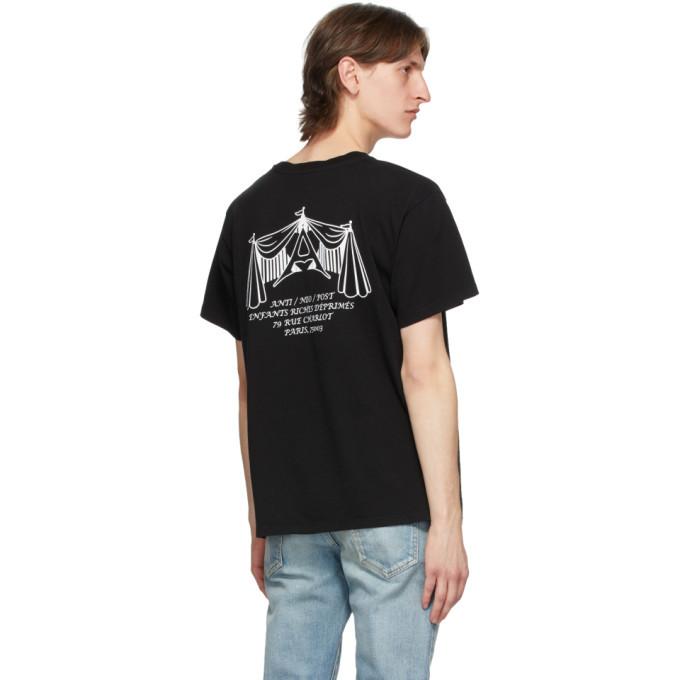 Enfants Riches Deprimes Black Anti/Neo/Post T-Shirt