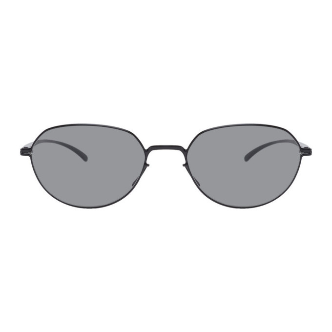 Photo: Maison Margiela Black Mykita Edition MMESSE024 Sunglasses