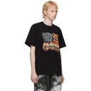 Sacai Black Funkadelic T-Shirt