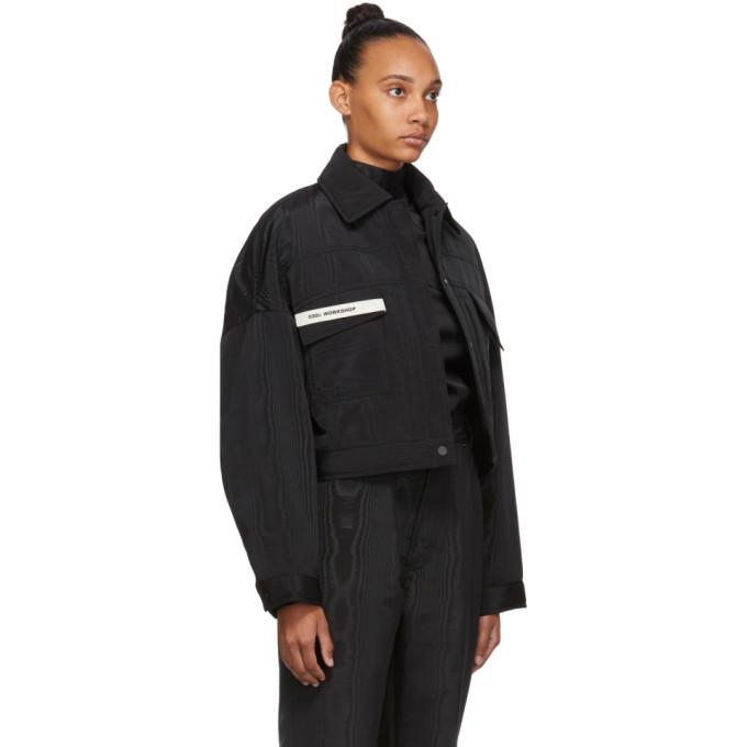 032c Black Tape Logo Jacket
