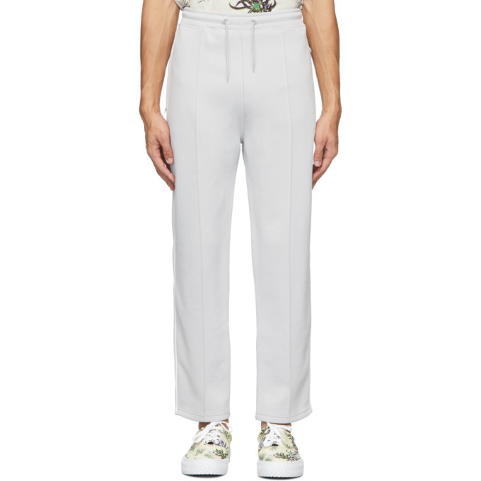 Photo: Kenzo Grey Jersey Track Lounge Pants