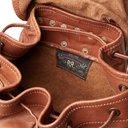 RRL - Riley Leather Backpack - Men - Tan