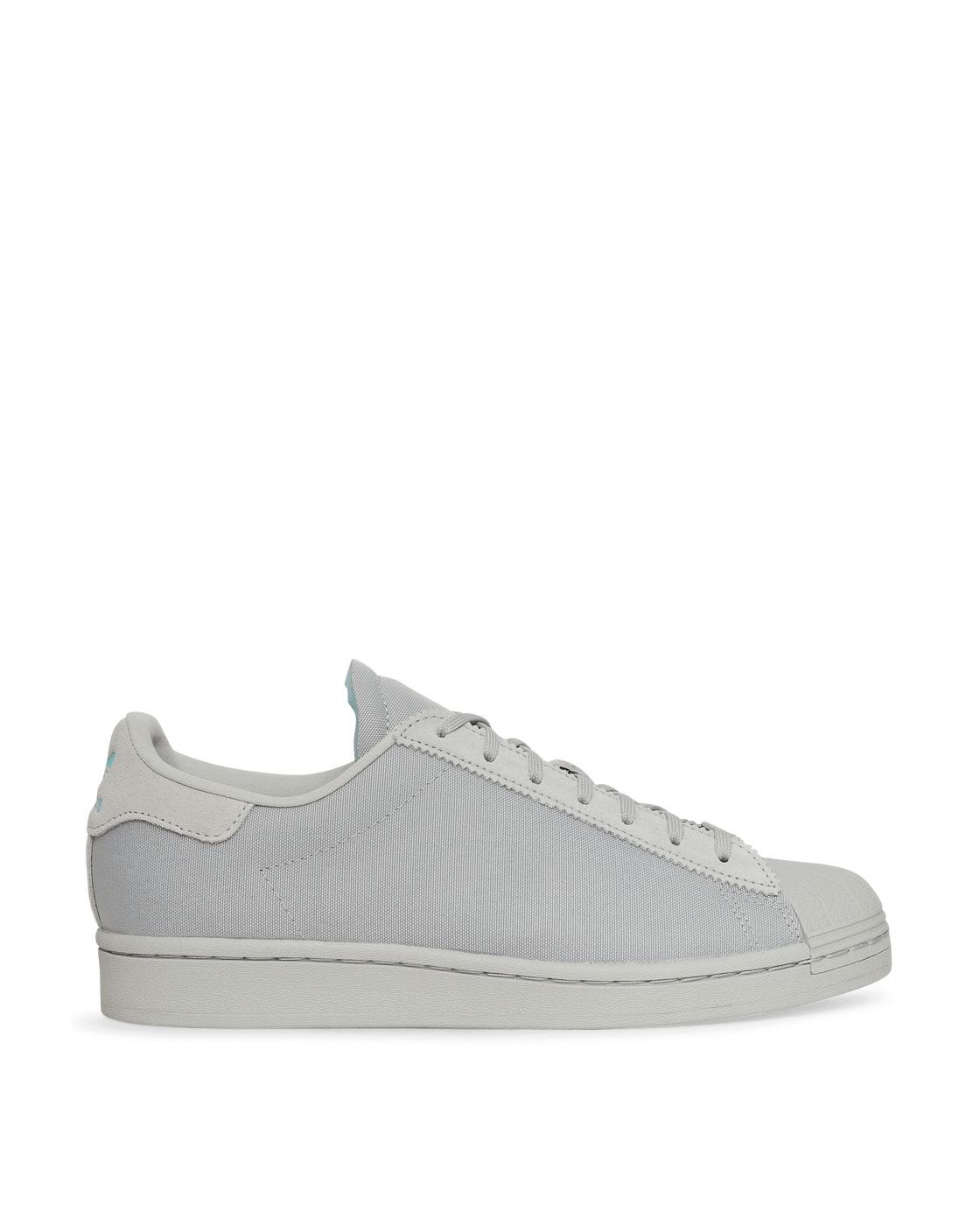 Photo: Adidas Originals Superstar Sneakers Grey Two 38