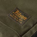 Filson - Dryden Leather-Trimmed Camouflage-Print CORDURA Backpack - Green