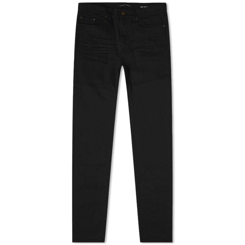 Photo: Saint Laurent Skinny Fit Jeans