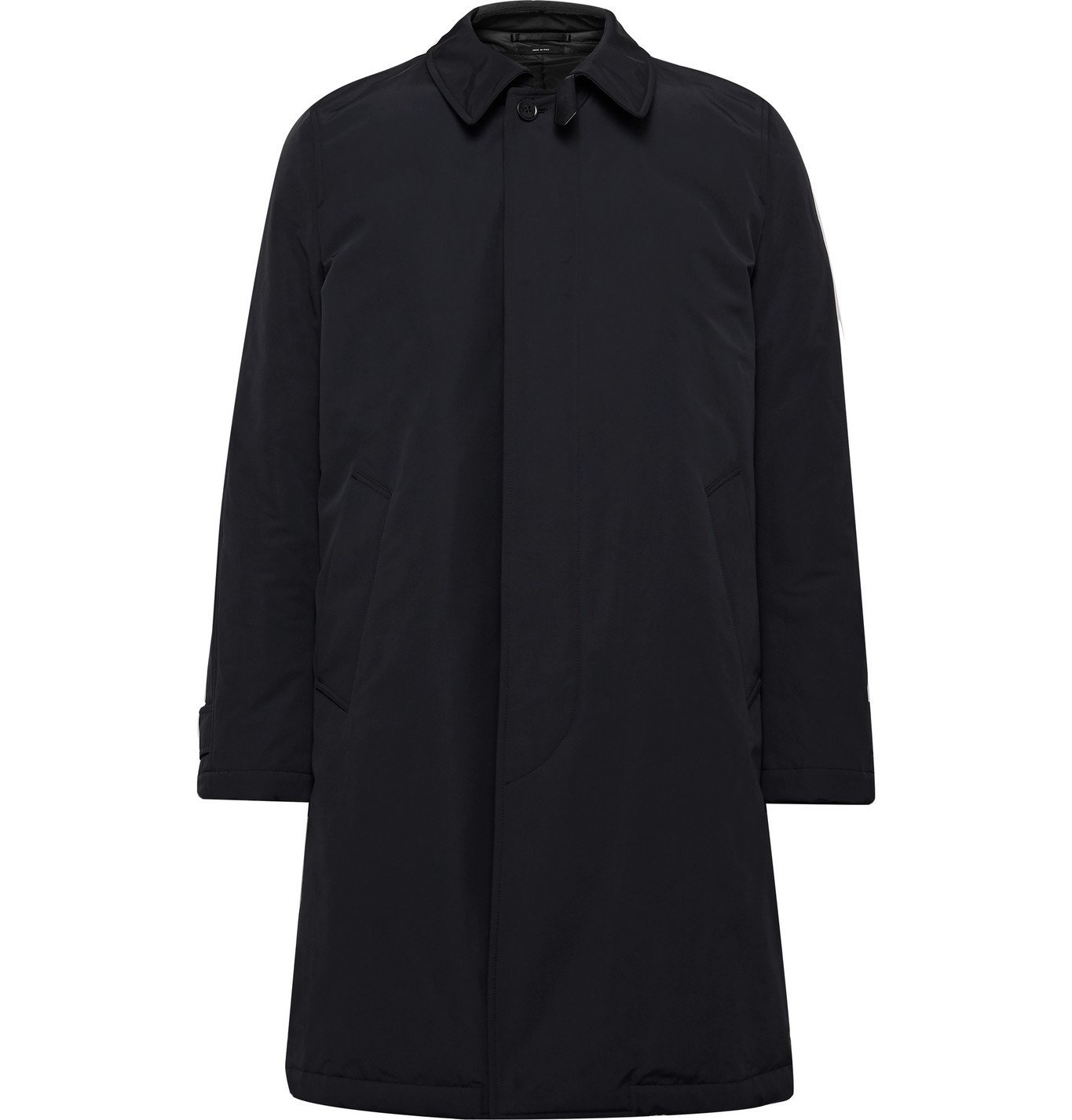 Photo: TOM FORD - Shell Down Coat - Blue